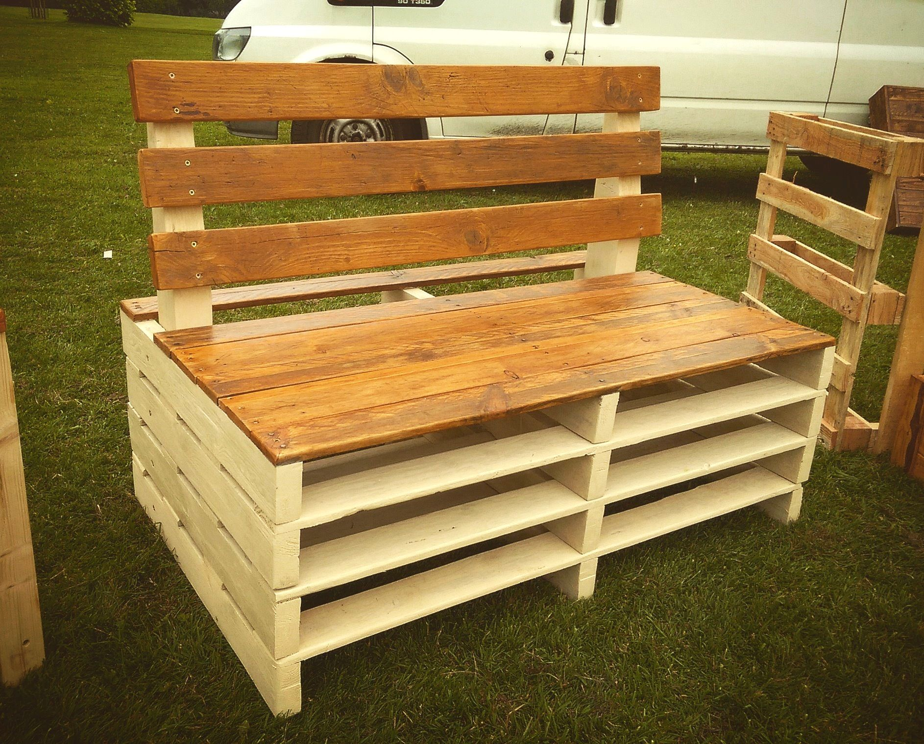 wooden pallet furniture. Get This Finest Ever Pallet Bench Creation, Constructed To Be Friendly Also A Little - Furniture Made By Liverpool Designs Wooden