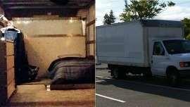 La historia del empleado de Google que vive en una furgoneta