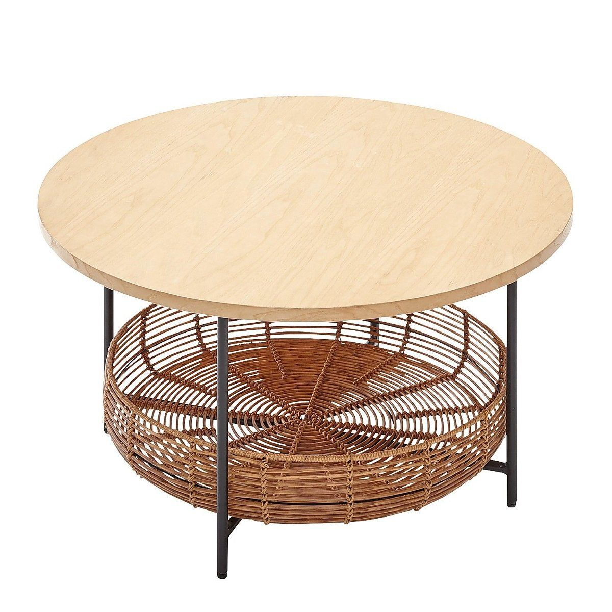 Mesa De Acento Varley Pier 1 Imports Sears Coffee Table With Baskets Round Coffee Table Coffee Table Wood [ 1200 x 1200 Pixel ]