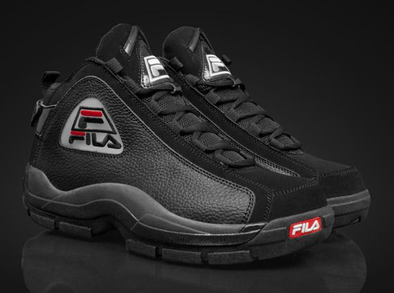 Grant Hill FILA | King shoes, Hip hop gear, Classic sneakers