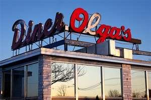 Olga S Diner Marlton Circle Jersey Girl Wildwood Crest Jersey Shore