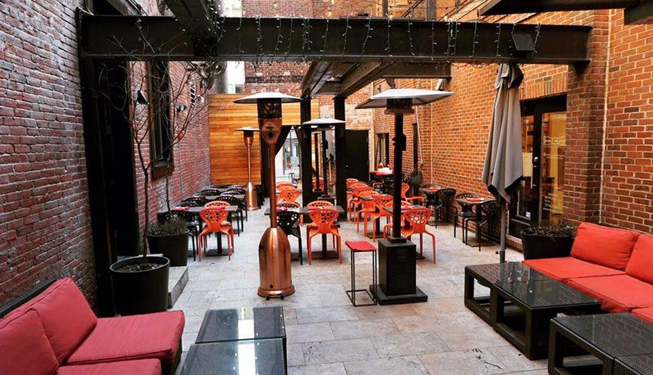 12 Hidden Outdoor Dining Spots In Philadelphia
