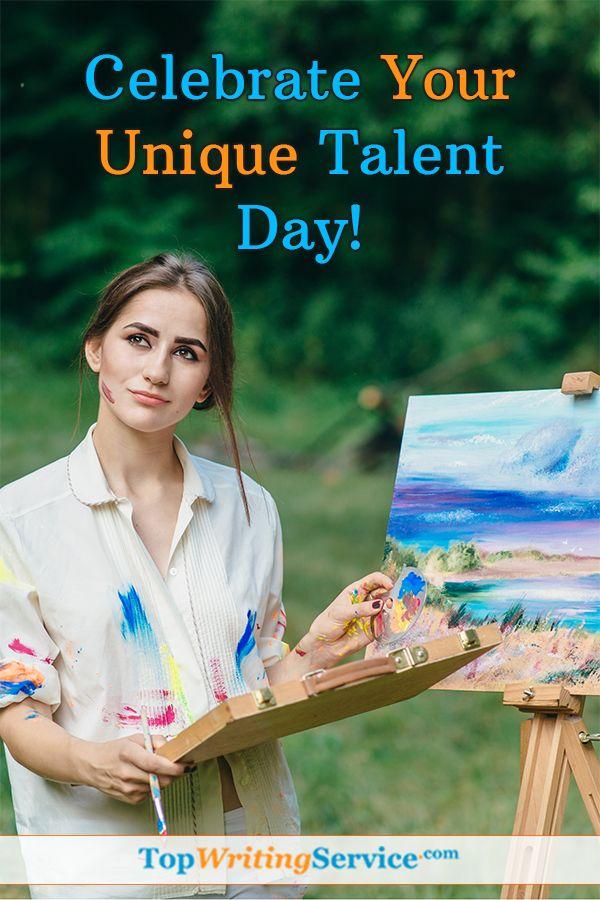 special talent essay