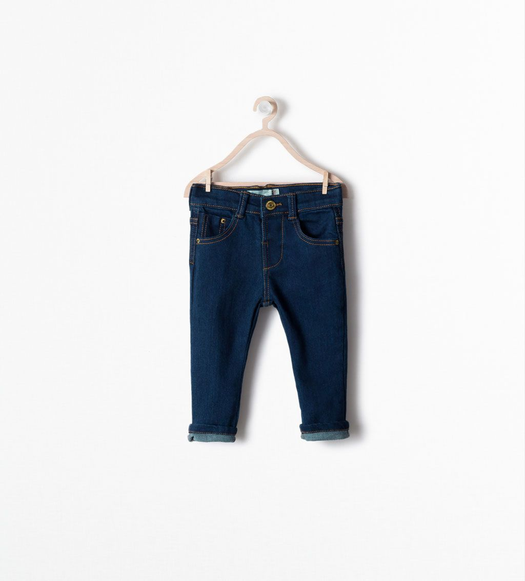 Zara skinny jeans baby