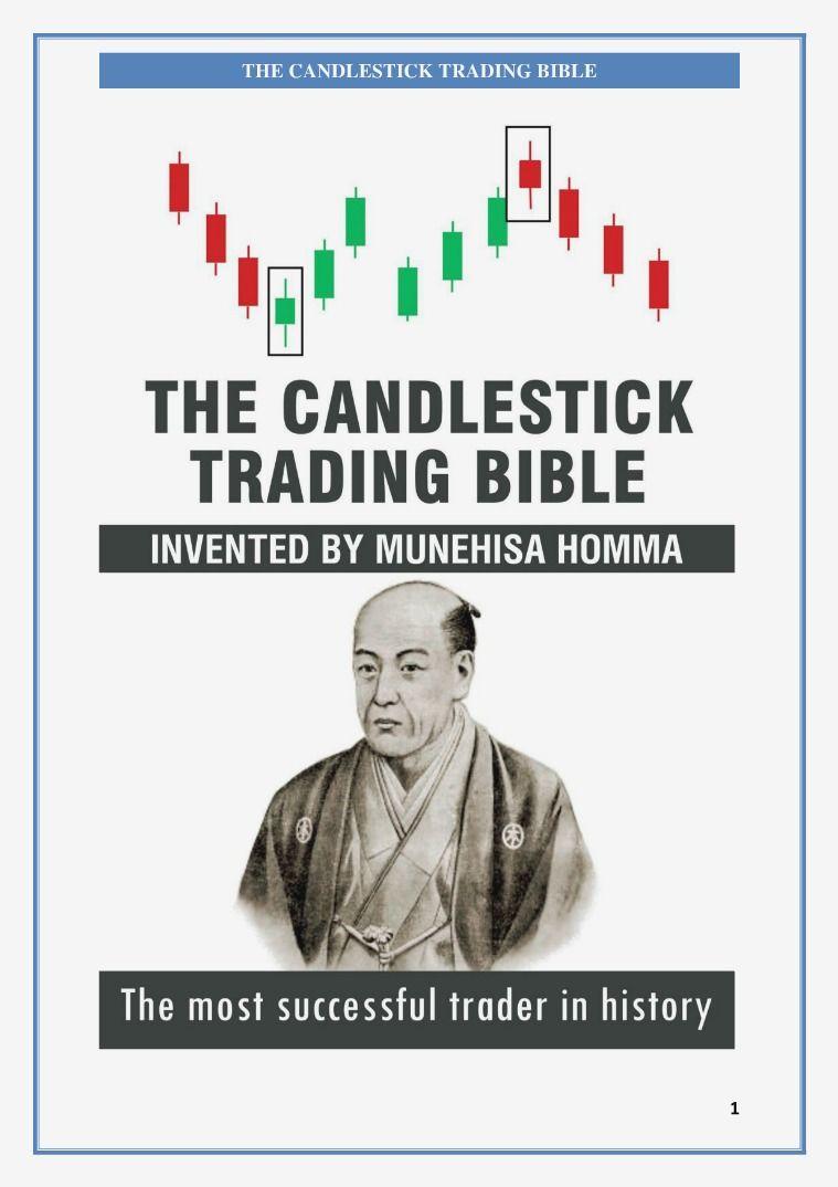 Pdf The Candlestick Trading Bible Ebook Free Download Pdf 2019