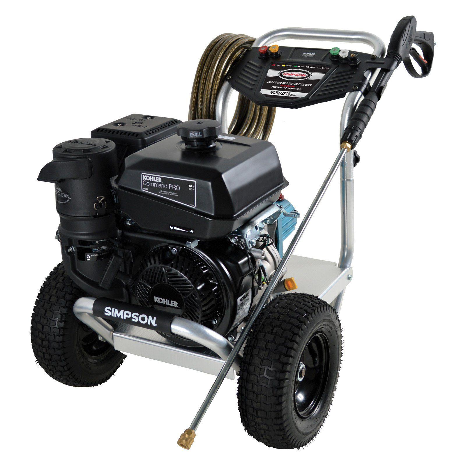 Simpson ALK4240 4200 PSI Gas Pressure Washer - 60822
