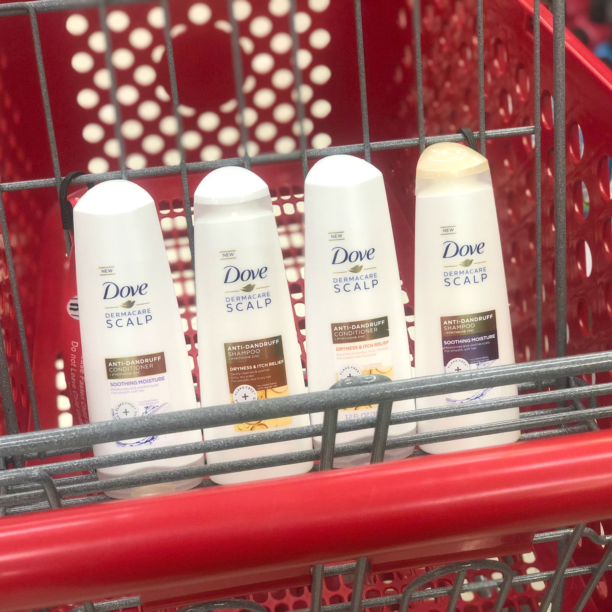Dove Hair Care is on SALE! FallForDove ad Dove hair