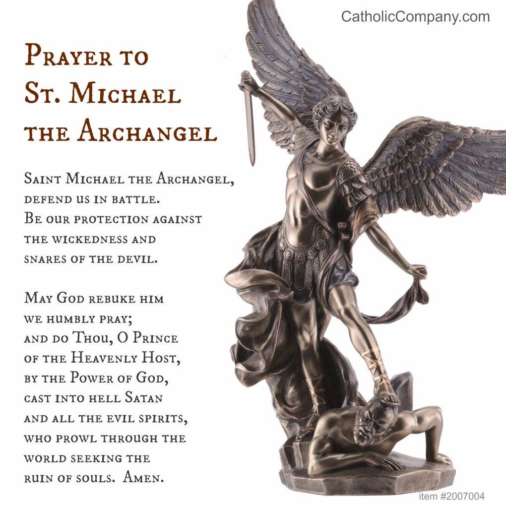 Archangels names and meanings catholic - Prayer Verses
