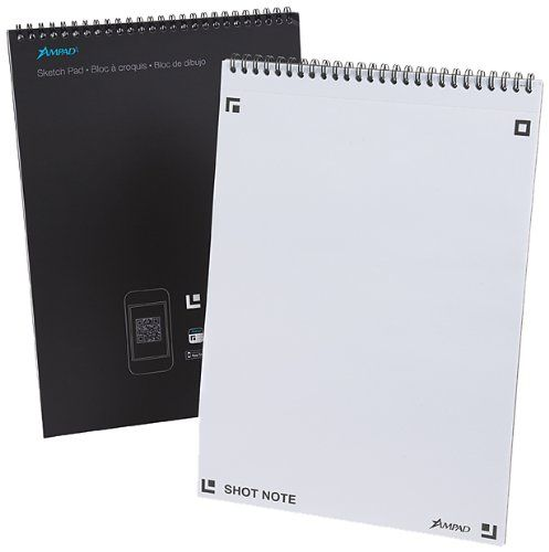 Product Review Ampad Shot Note Notes, Note writing