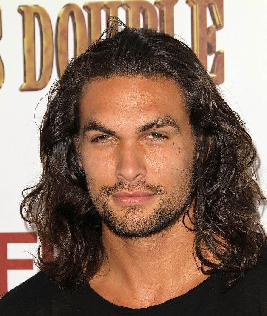 Long Hair On Men Is Trending Right Now. Also I Love Jason