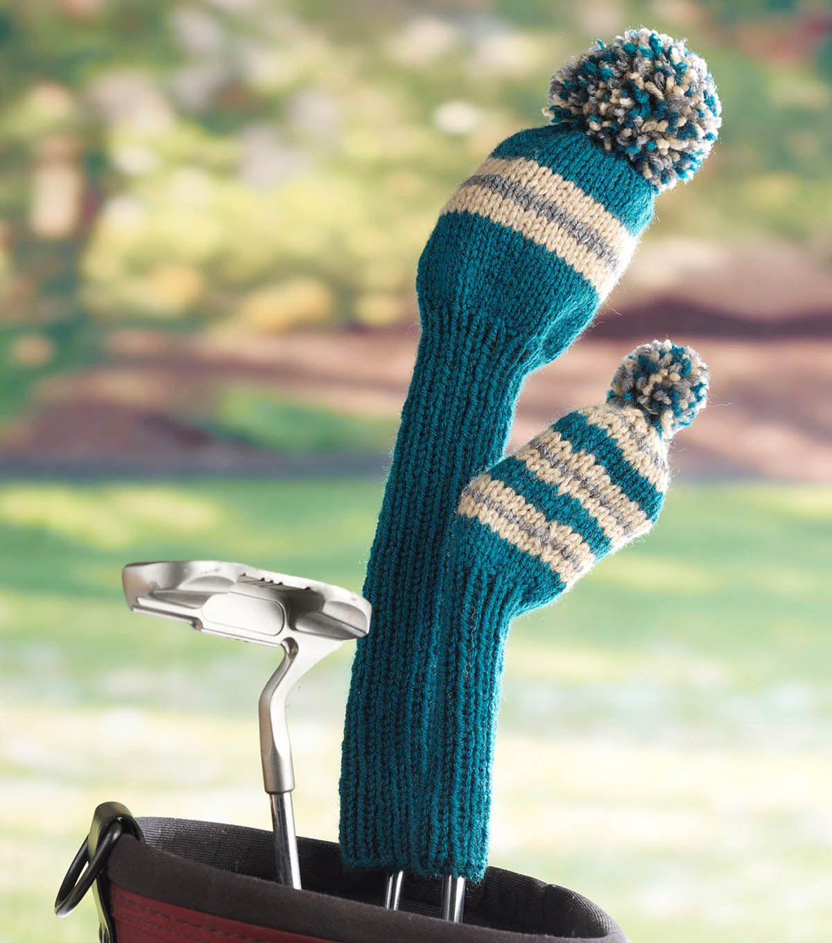 How To Knit Golf Club Covers | Knitting Patterns | Pinterest | Golf ...