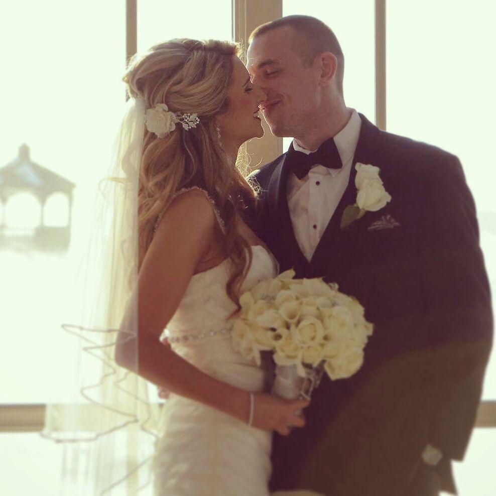 Wedding Hair Up With Veil: Half Up Half Down Wedding Hair