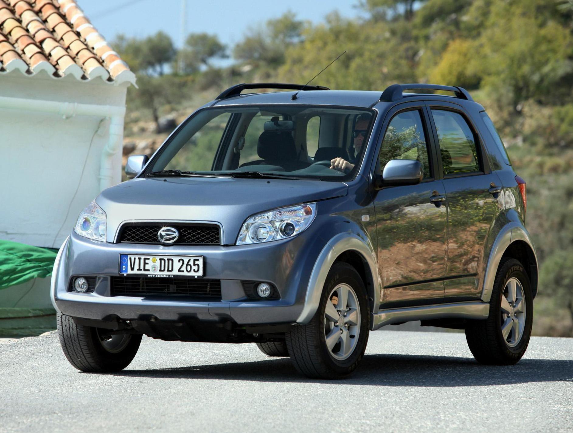 Daihatsu terios reviews http autotras com