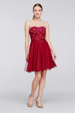 2017 Homecoming Dresses In Many Styles Colors David S
