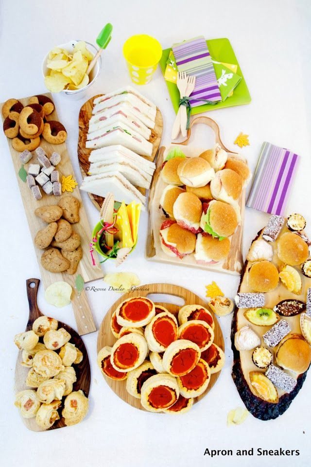 Children's Party Food in Italy