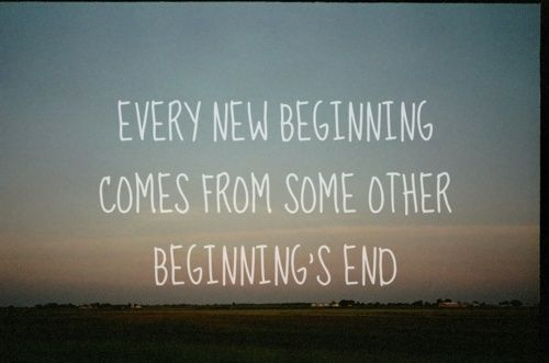 Every End Is A New Beginning Quotes About New Year Inspiring Quotes About Life New Quotes