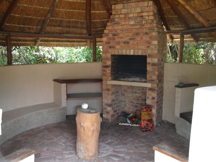 ideas braai area garden brick bbq lapa braai easy plain