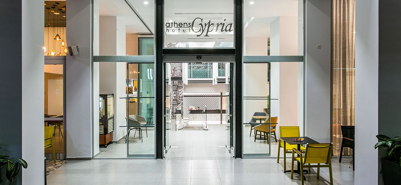 #AthensCypriaHotel #GreeceHotel #HotelinAthens  #AthensCypria The Athens Cypria Hotel is a friendly, quiet and cozy 4 Star property.