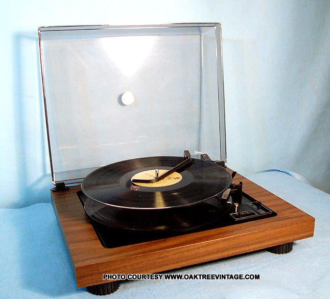 Vintage BSR Stereo Turntables / Phonographs U2013 Photo Gallery