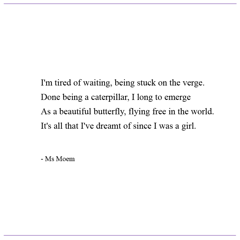 Poems About Change 2