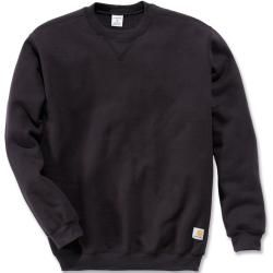 Photo of Carhartt Midweight Crewneck Sweatshirt Schwarz Xl Carhartt