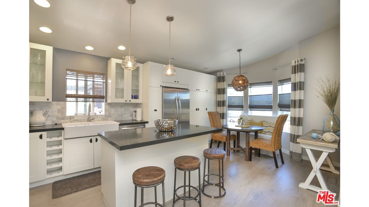 Manufactured Home Kitchen Designs   Malibu Mobile Home ...