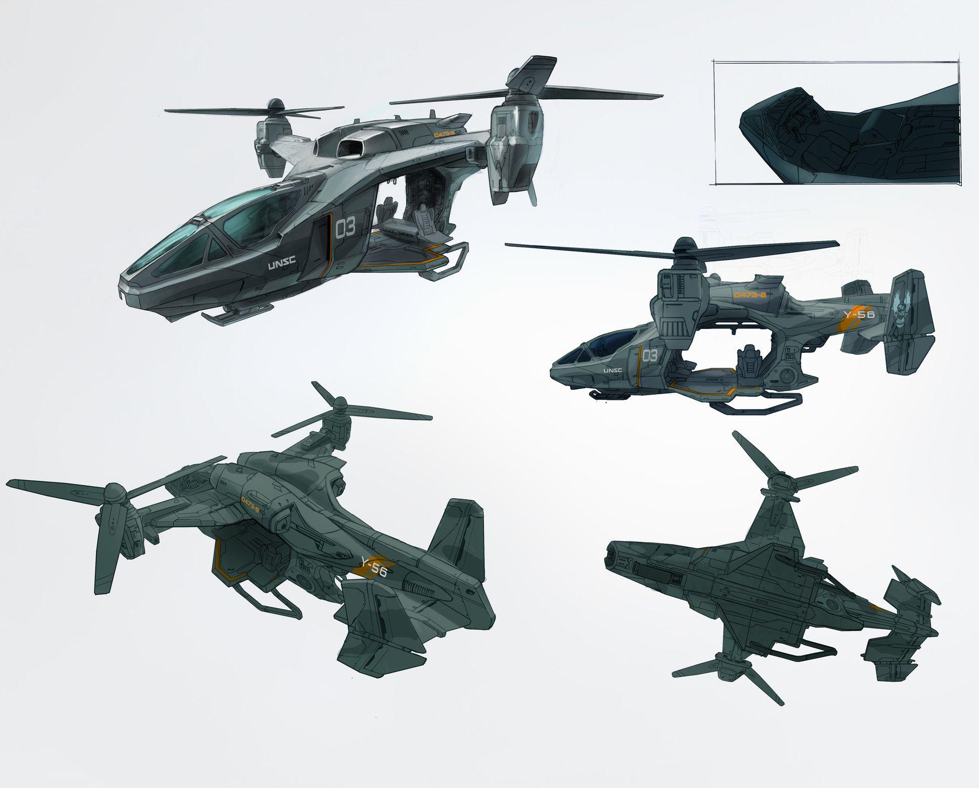 Обои CGI, helicopter. Авиация foto 14