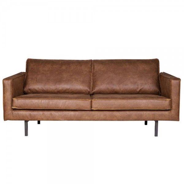 2 5 sitzer sofa rodeo echtleder leder lounge couch garnitur cognac sofa co sofa. Black Bedroom Furniture Sets. Home Design Ideas