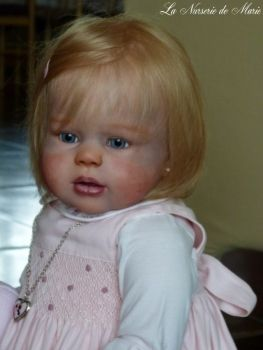 Peggy by Regina Swialkowski PLUS CLOTH BODY - Online Store - City of Reborn Angels Supplier of Reborn Doll Kits and Supplies