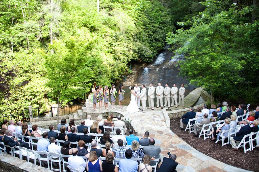 intimate wedding packages atlantga%0A Weddings    Chota Falls  North Georgia Mountains  Possible Venues