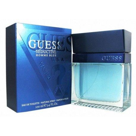 1b1caff3252b2e Perfume Seductive Homme Blue de Guess para hombre 100ml | perfumes ...
