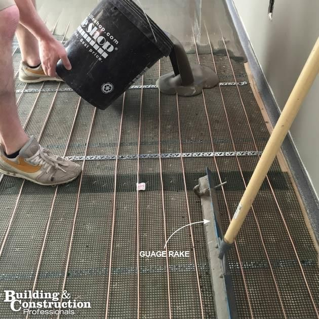 18 Tips For Working With Self-Leveling Underlayment (With