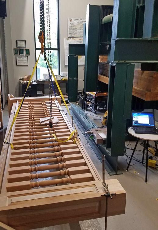 "4"" 4-pc. Porch Rail System, Cedar"