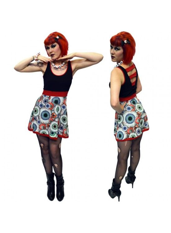 DRESS   Eyeball Penny