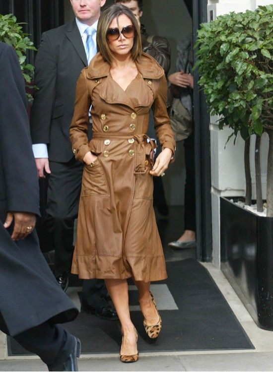 522a4201d93 Victoria Beckham's Trench Coats - PurseForum | enTrenched in 2019 ...