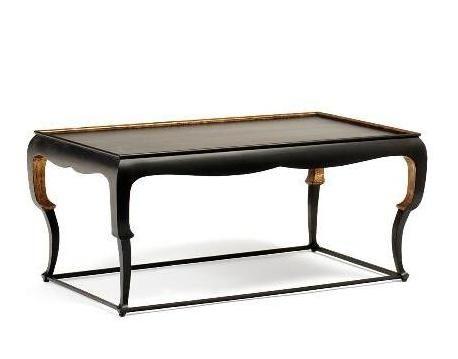 nancy corzine - chapman cocktail table.