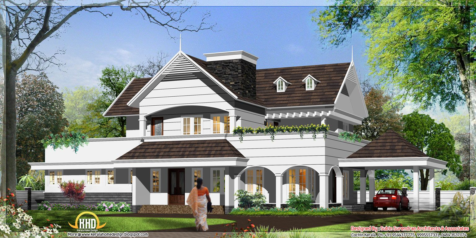 May 2012   Kerala Home Design   Architecture House Plans
