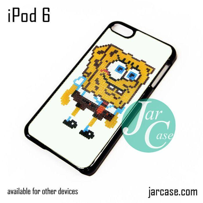 Spongebob Pixel Arts iPod Case For iPod 5 and iPod 6