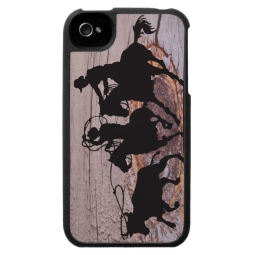 finest selection 738e8 b908e Team Roping iphone 4 case | Crafts | Team roper, Rodeo time, Horse gifts