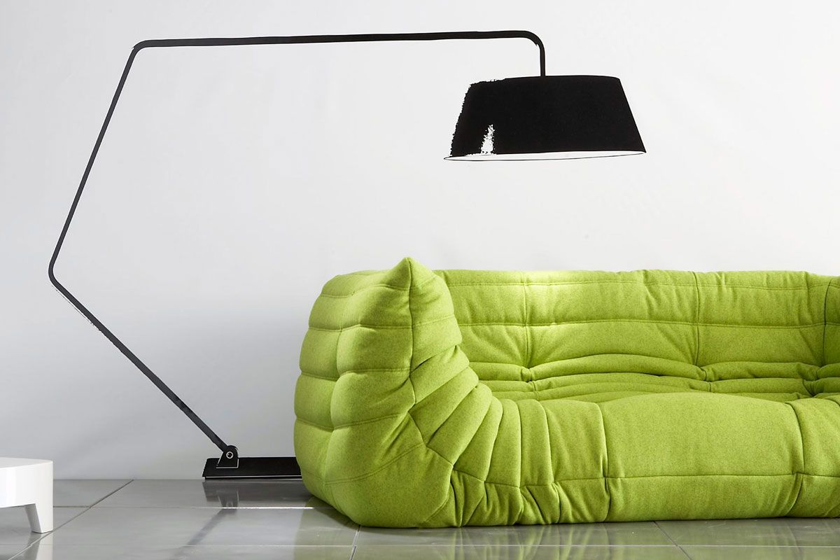 togo sofa by ligne roset | furniture - stylish, design, modern, Wohnzimmer dekoo