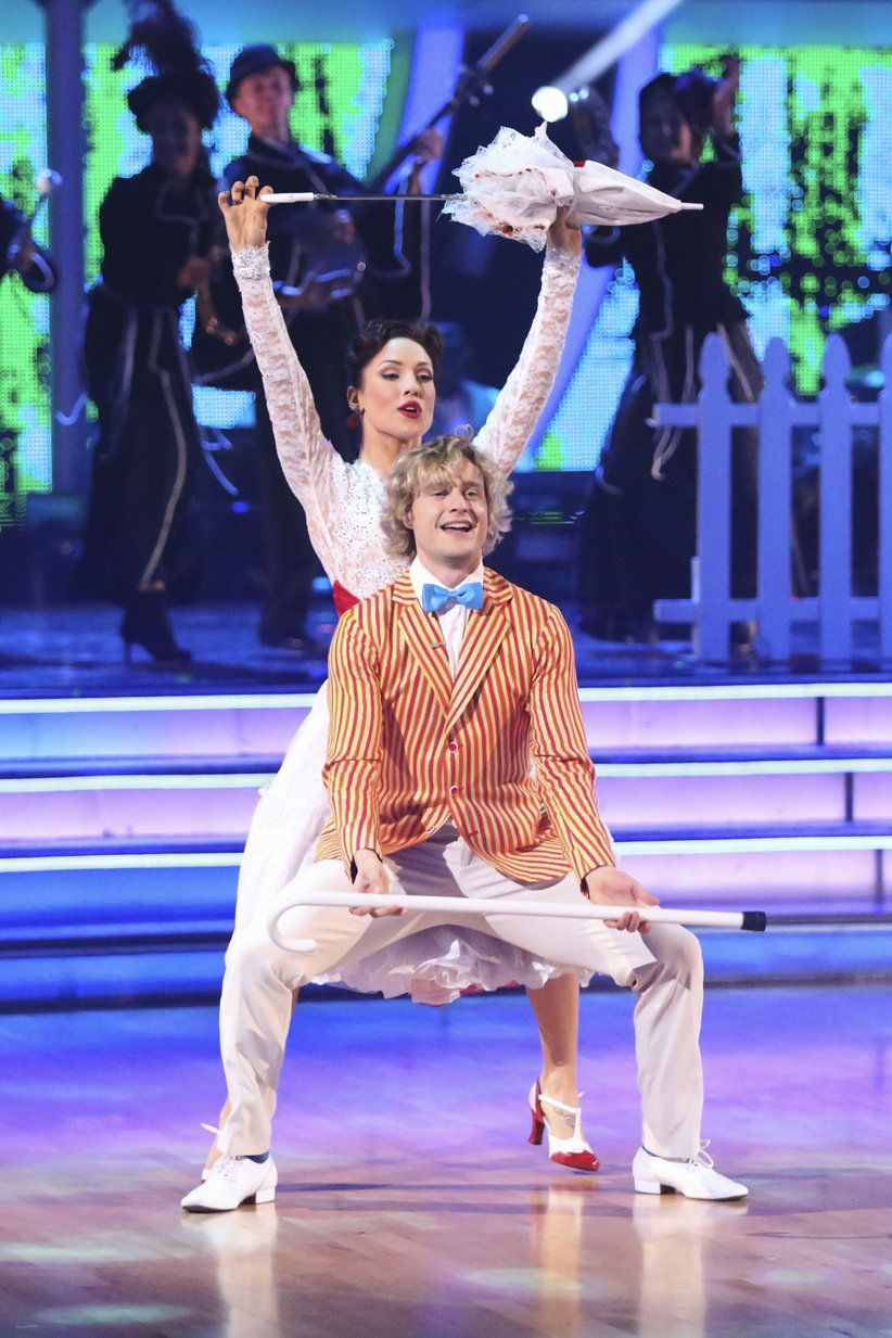 Charlie and Sharna Jazz Dancing with the stars, Dance