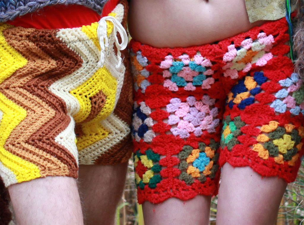 Cutecrocscom Crochet Shorts 32 Crocheting Crocheting Crochet