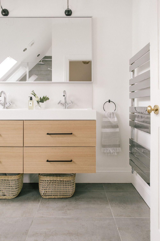 Claire's Characterful Edwardian Semi   Bespoke bathroom ...