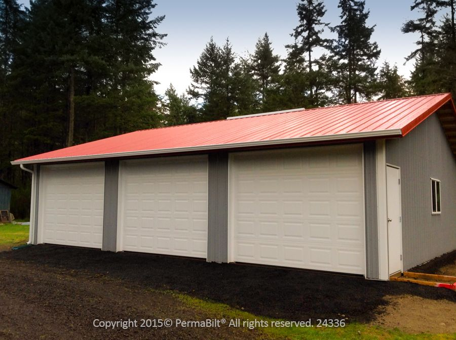 Home Garage Style Pole Barn Builders Pole Buildings