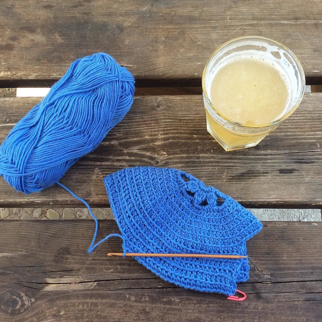 Another Day Another Design Crochet Haken Beer Designinprogress