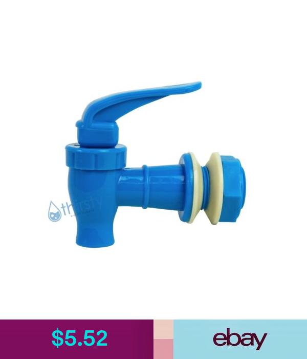 Water Crock Spigot Replacement BLUE