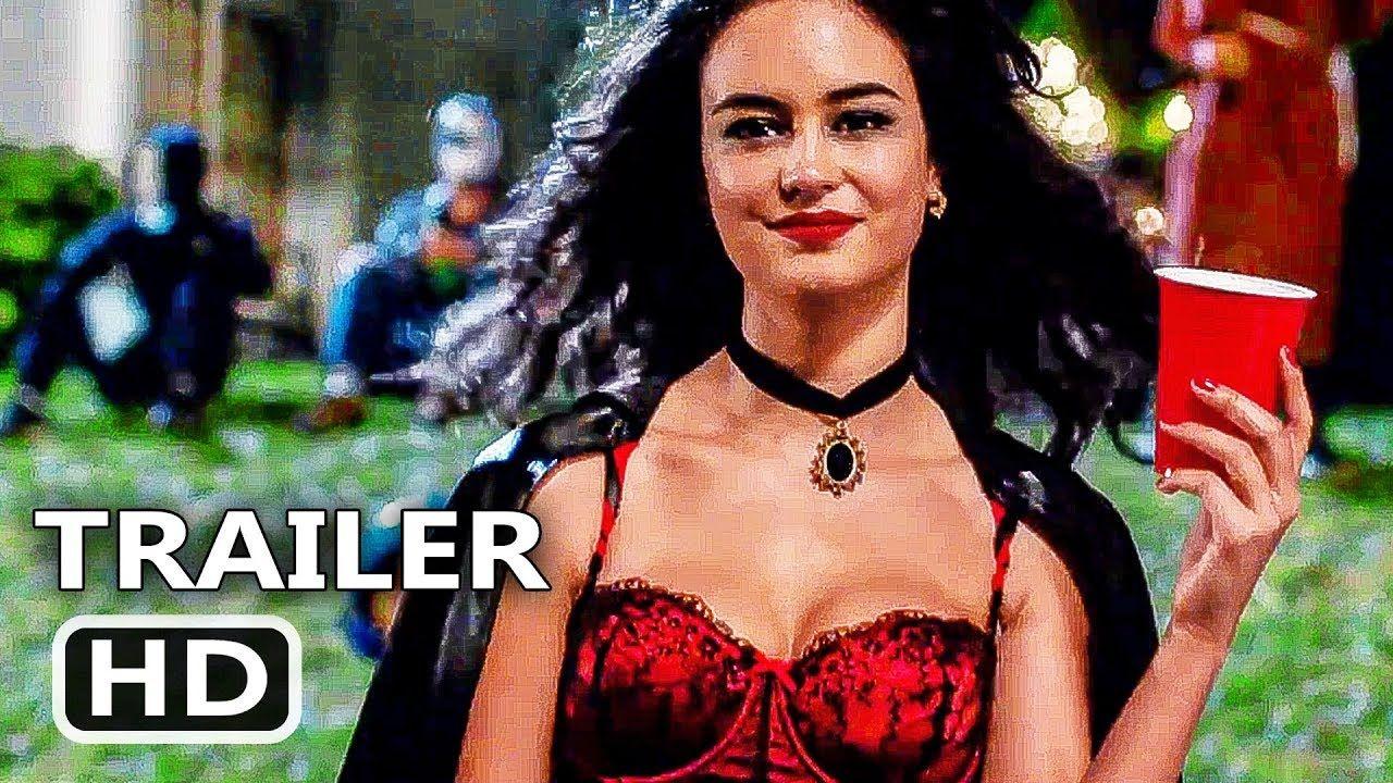 Assured, that Erotic teen movie trailers