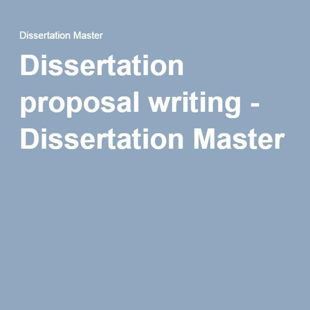 Help writing dissertation proposal workshop