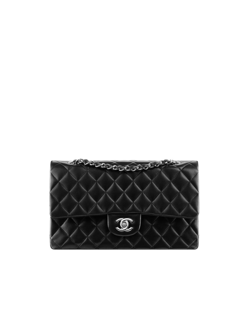 2108855d17be CHANEL Classic Flap Bag A01112 Y01295 94305 (6.3 X 10 X 3 IN ...
