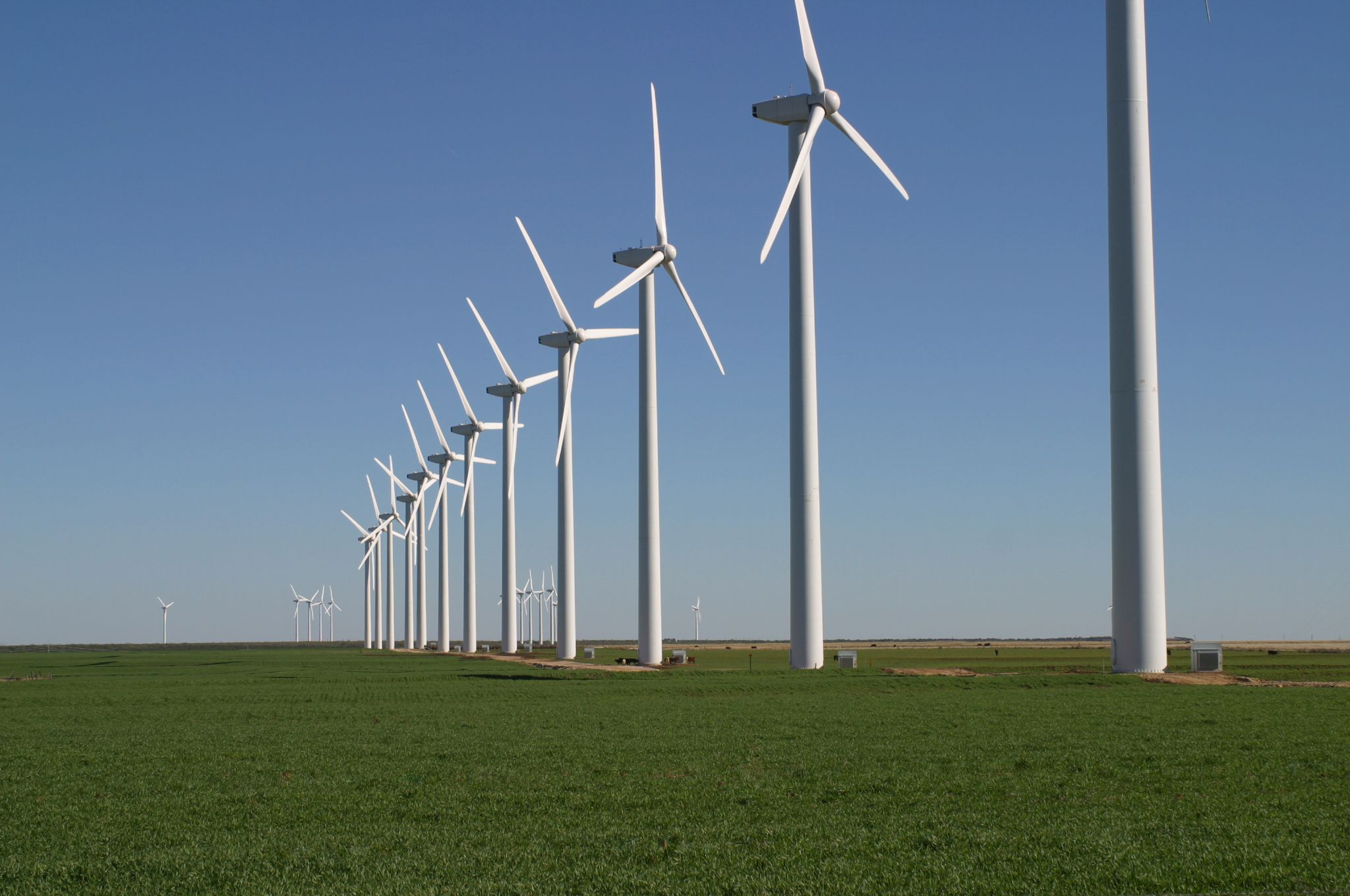 Go Green with Renewable Energy from Windsource